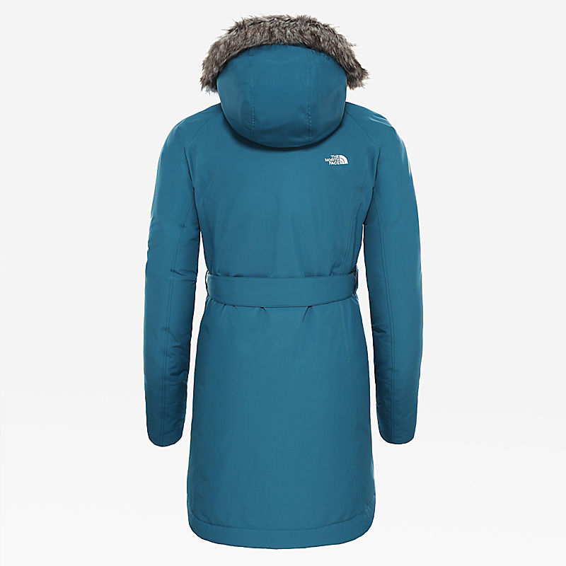 Women's Brooklyn Parka 2-