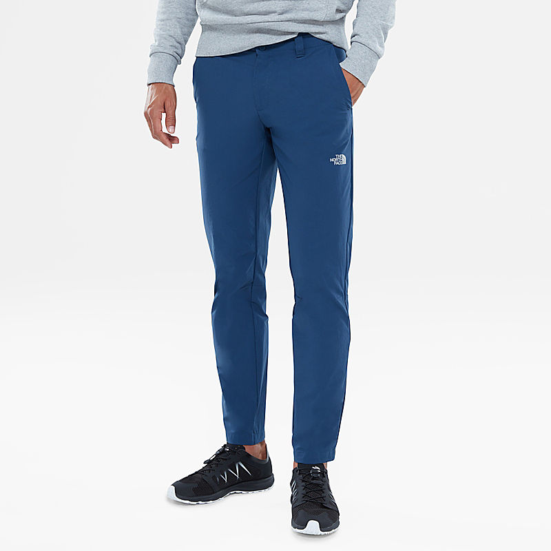 Ridge Woven Trousers-
