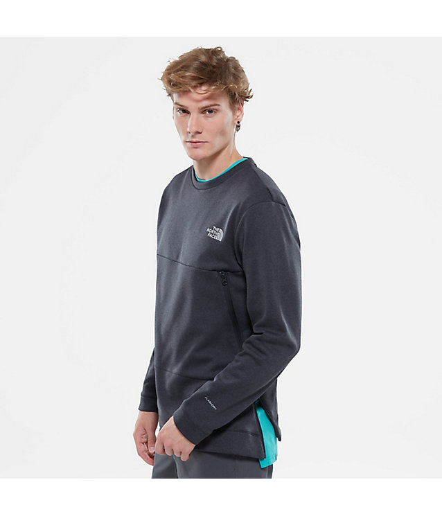 Mountain Tech Crew-fleece | The North Face