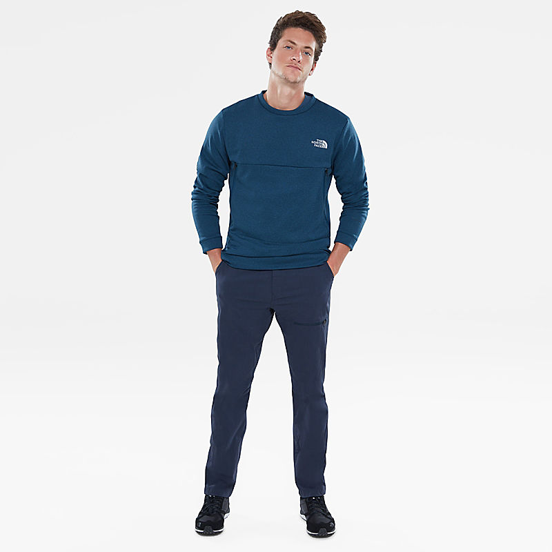 Mountain Tech Crew-fleece-