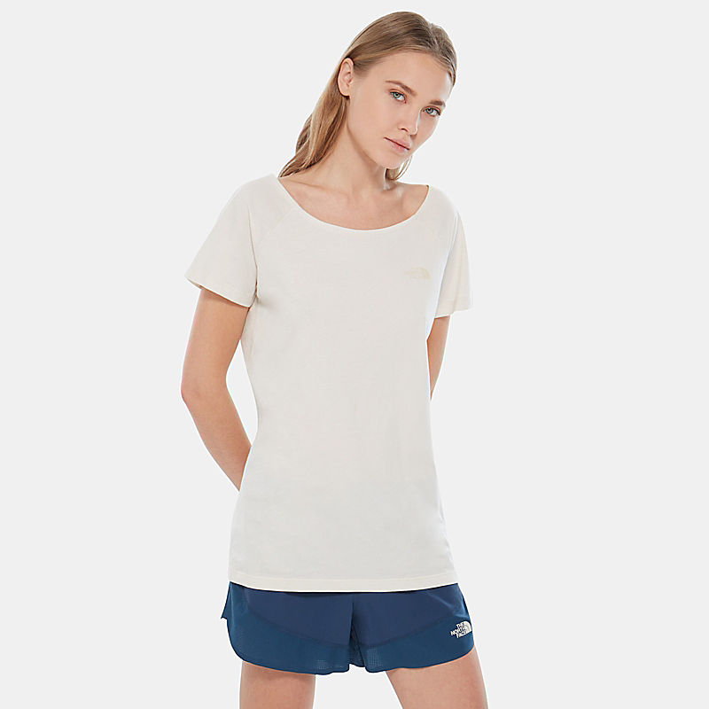 Raglan Simple Dome T-Shirt-
