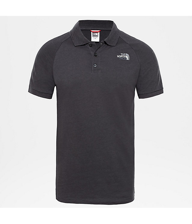 Men's Raglan Jersey Polo Shirt | The North Face