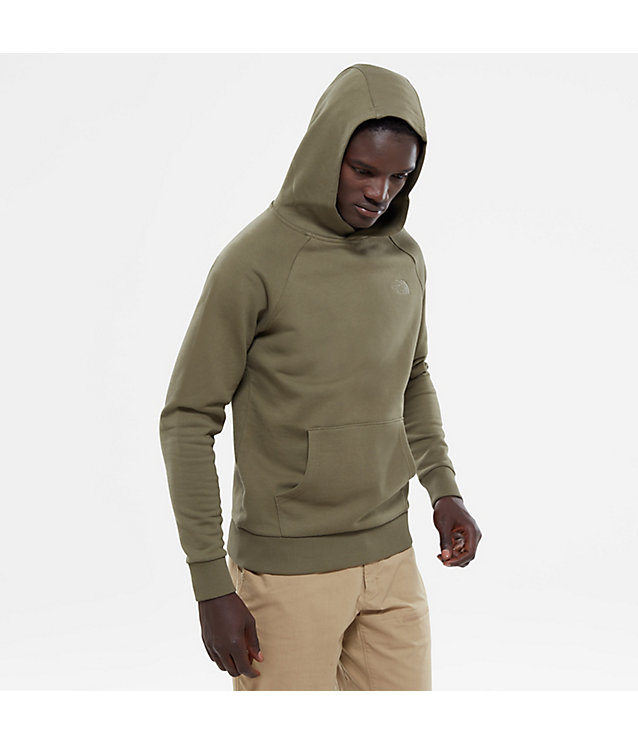 Simple Dome-hoody met raglanmouwen | The North Face