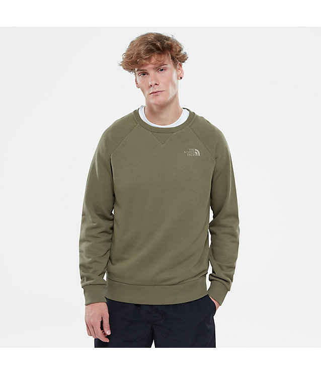 the north face raglan