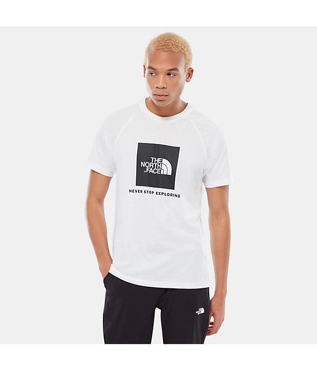 The North Face Youth Boîte à manches courtes Tee-T-shirt en coton