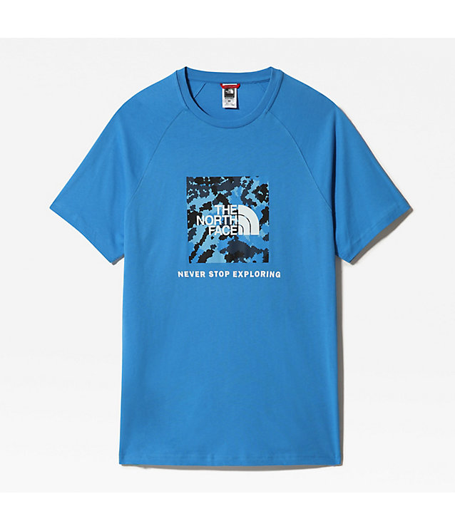 MEN'S RAGLAN REDBOX T-SHIRT | The North Face