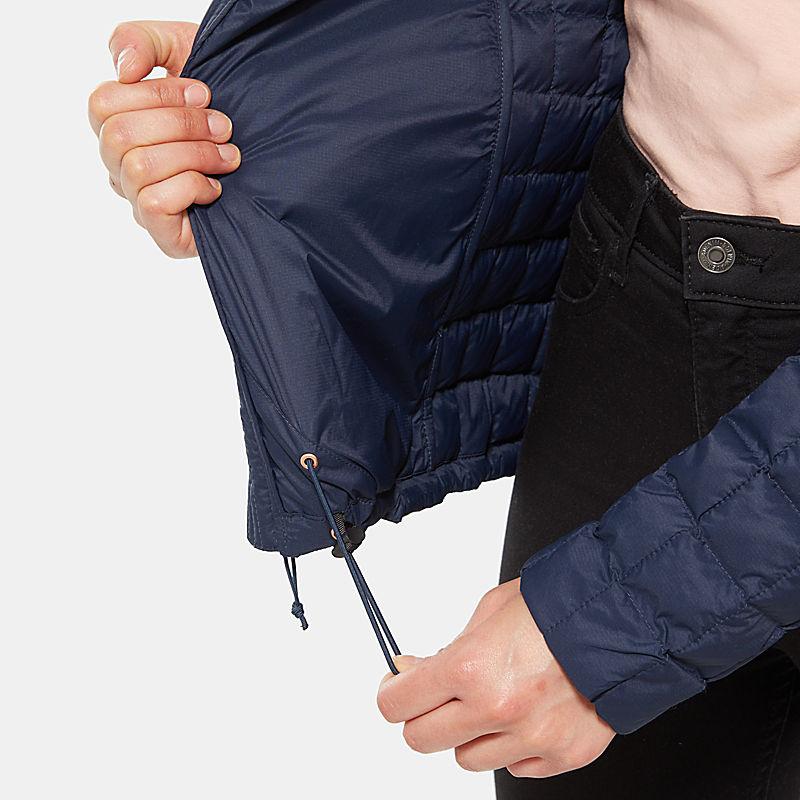 Thermoball™-jas met lange rits-