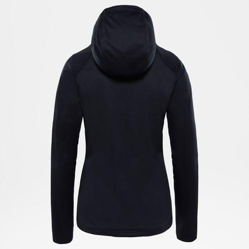 Veste à capuche technique Mezzaluna-