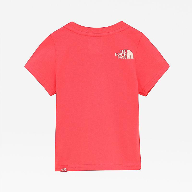 Easy T-shirt met korte mouwen voor jongeren-