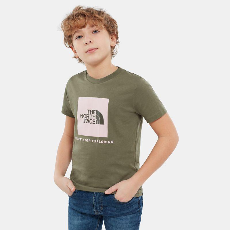 T-shirt Box pour ado-