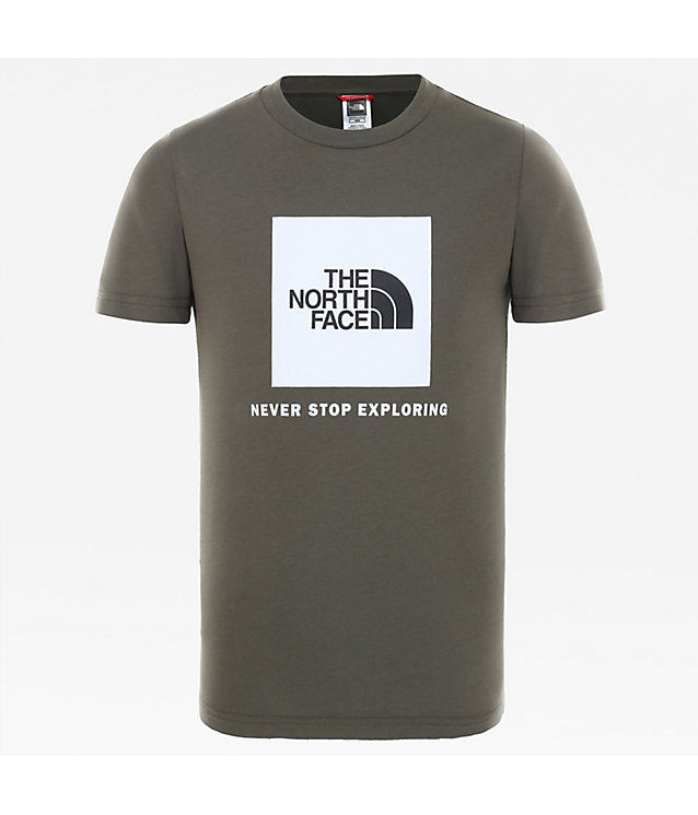 T-shirt Box pour enfant | The North Face