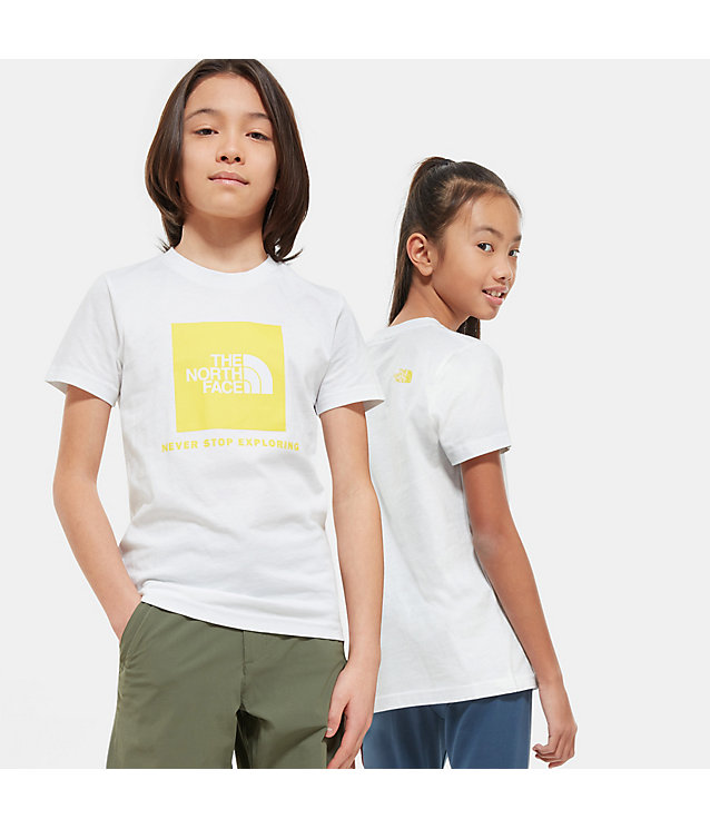 Youth Box T-Shirt | The North Face