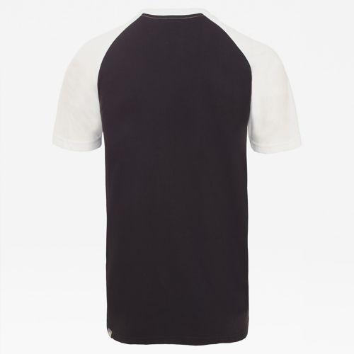 T-shirt à manches raglan-