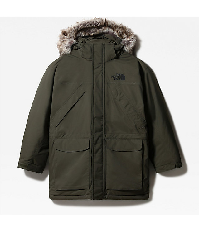 PARKA EN DUVET NEW PEAK POUR HOMME | The North Face
