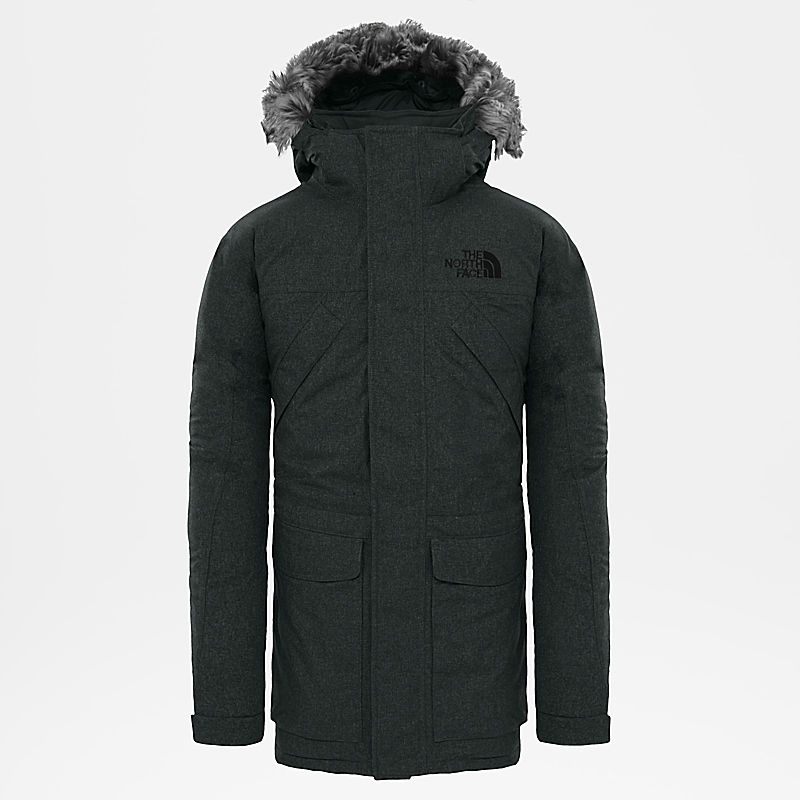 Men's New Peak Down Parka-