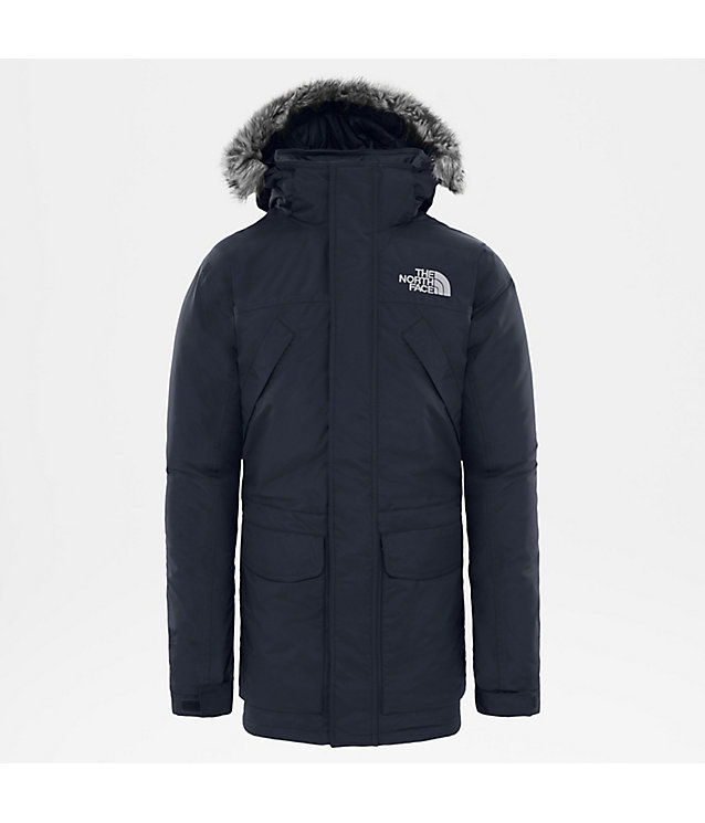 Herren New Peak Daunenparka | The North Face