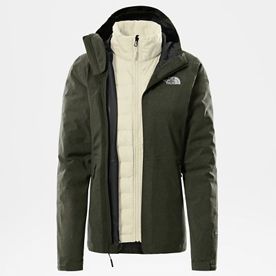 The North Face Womens Mountain Down Triclimate Jacket New Ta