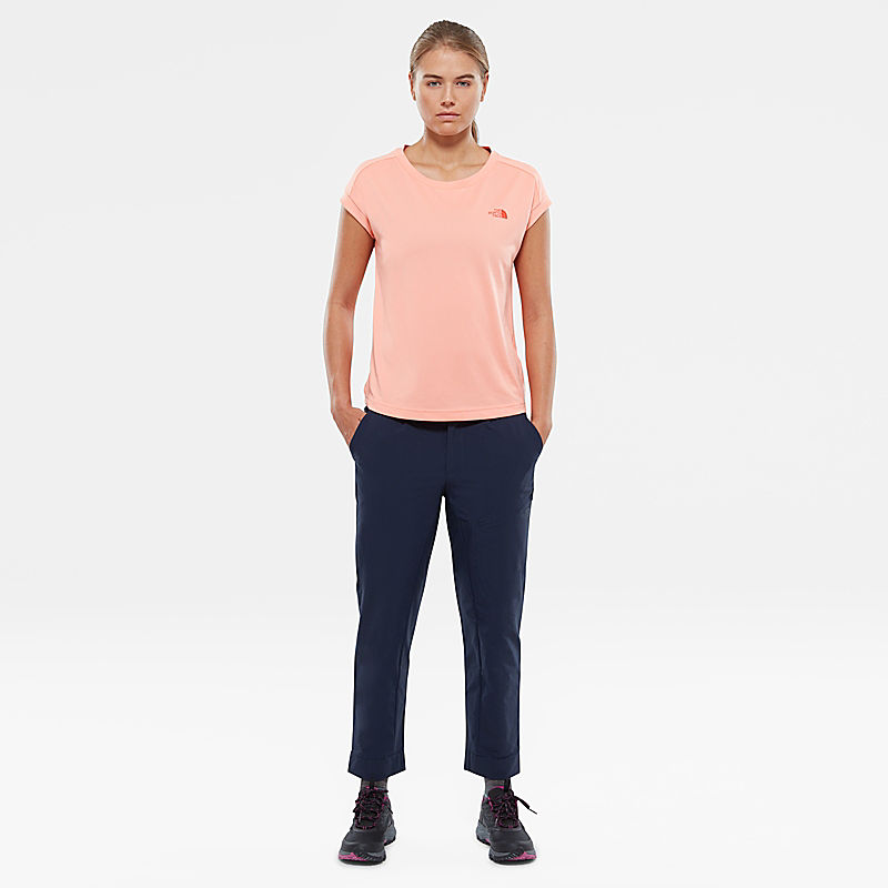 Inlux Cropped Trousers-