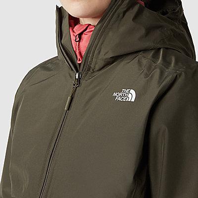 De North Face dames Hikestellar Parka jas | Fruugo NL