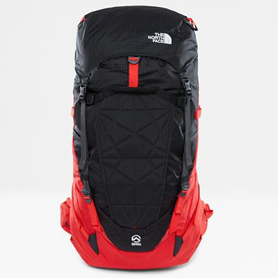 The North Face Cobra 60 Summit Series™  Rucksack Fiery Red/tnf Black Größe L/XL Damen | Taschen > Rucksäcke > Reiserucksäcke | TheNorthFace