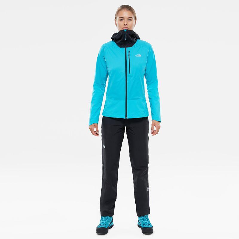 Summit L4 Windstopper® Hybrid-hoody-