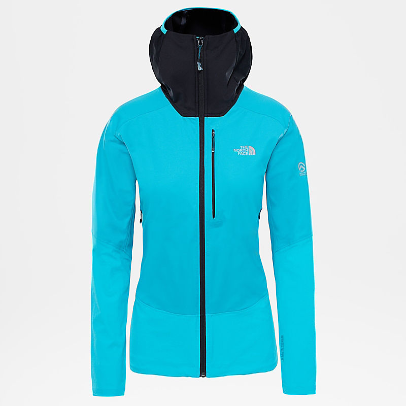 Summit L4 Windstopper® Hybrid-Kapuzenjacke-