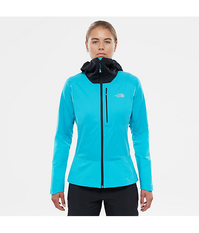 Chaqueta con capucha Summit L4 Windstopper® Hybrid | The North Face