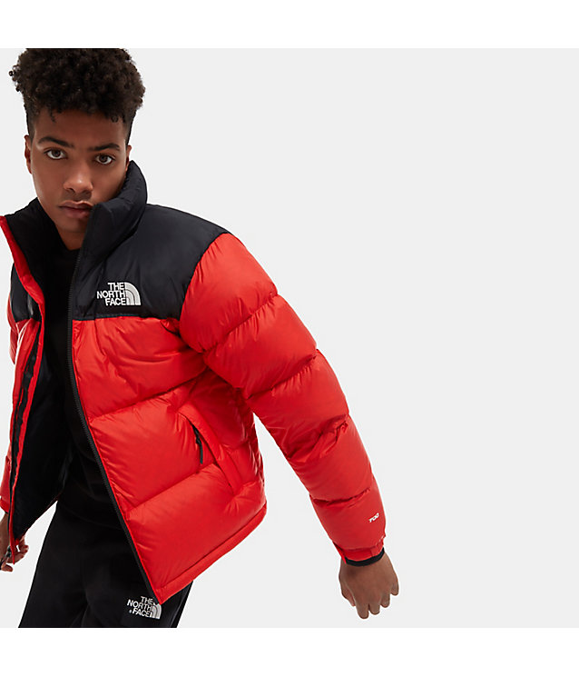 HERREN 1996 RETRO NUPTSE VERSTAUBARE JACKE | The North Face