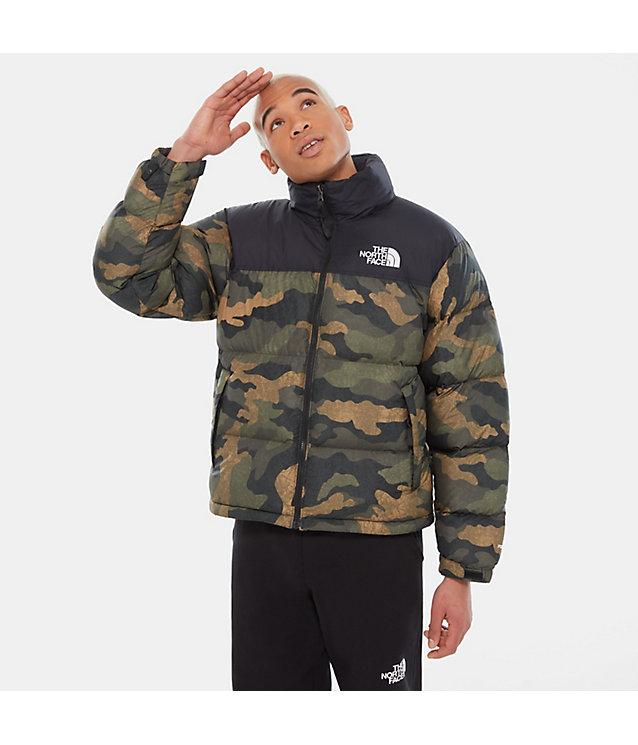 1996 Retro Nuptse-jas voor heren | The North Face