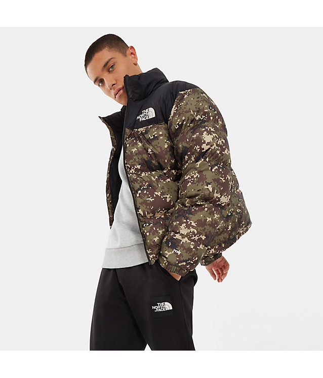 North face the