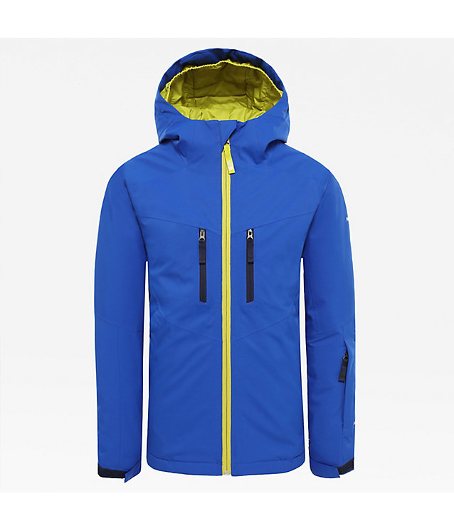 Boy's Chakal Insulated Jacket | The North Face