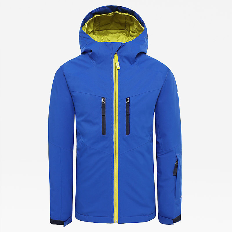 Gevoerde Chakal-jas voor jongens-