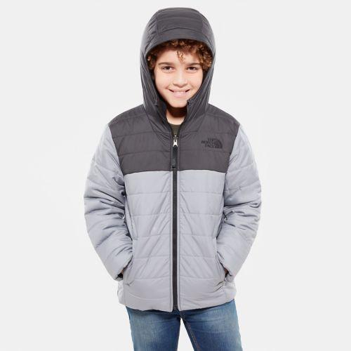 Omkeerbare Perrito-jas voor jongens-
