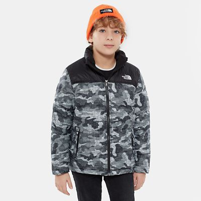 Boys  Nuptse Down Jacket  dc7ea8757