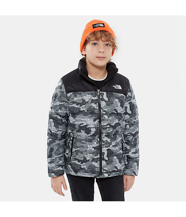Boys' Nuptse Down Jacket | The North Face