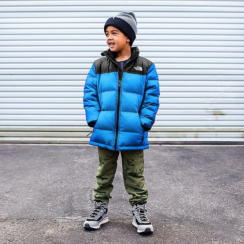 Boys' Nuptse Down Jacket-