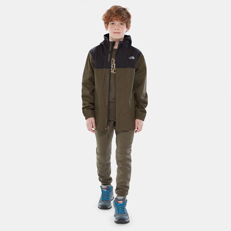 Resolve Reflective-jas voor jongens-