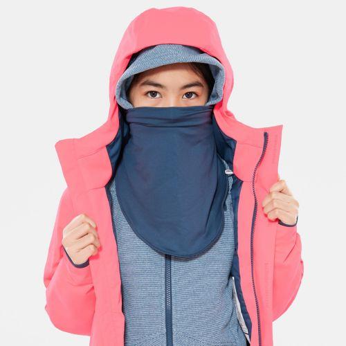 Gevoerde Lenado-jas voor meisjes-