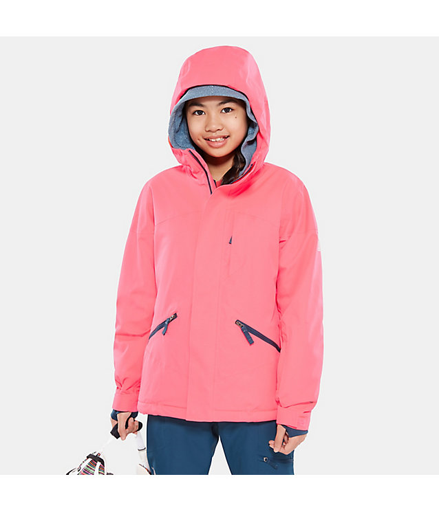 Girls' Lenado Insulated Jacket | The North Face