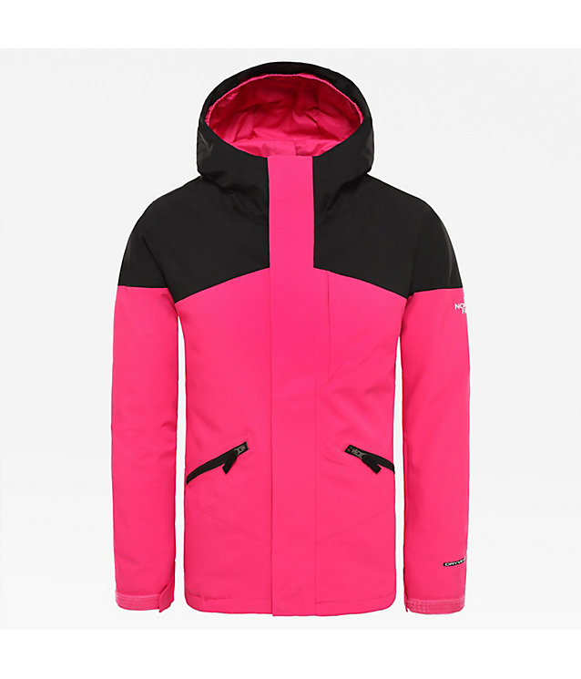Girl's Lenado Insulated Jacket | The North Face