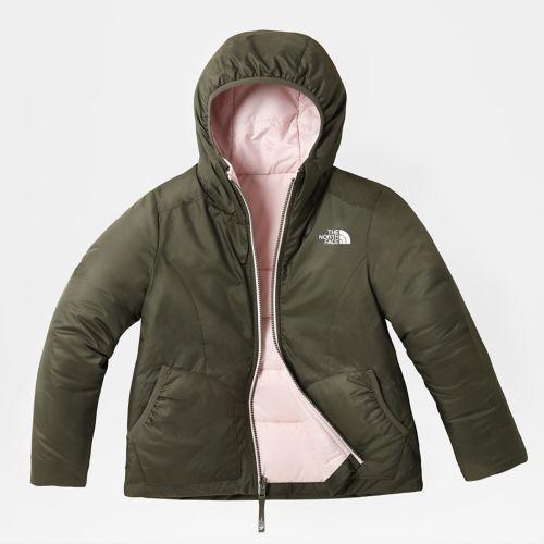Omkeerbare Perrito-jas voor meisjes-