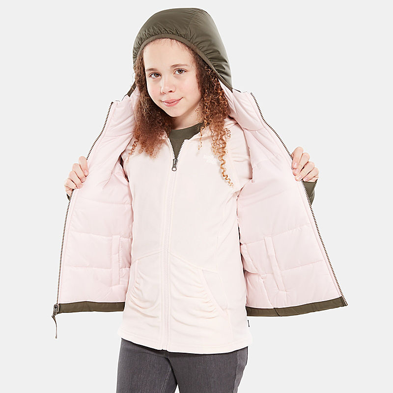 Girl's Reversible Perrito Jacket-