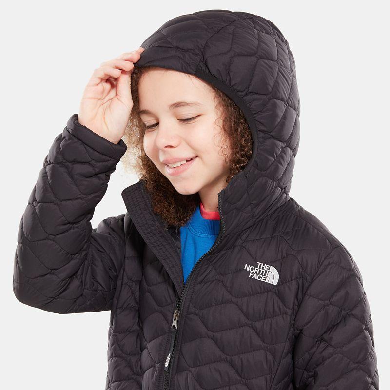 Giacca bambina con cappuccio Thermoball™-