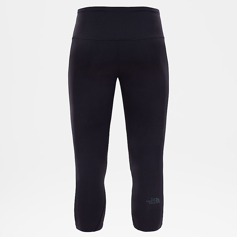 High Rise Motivation Cropped Trousers-