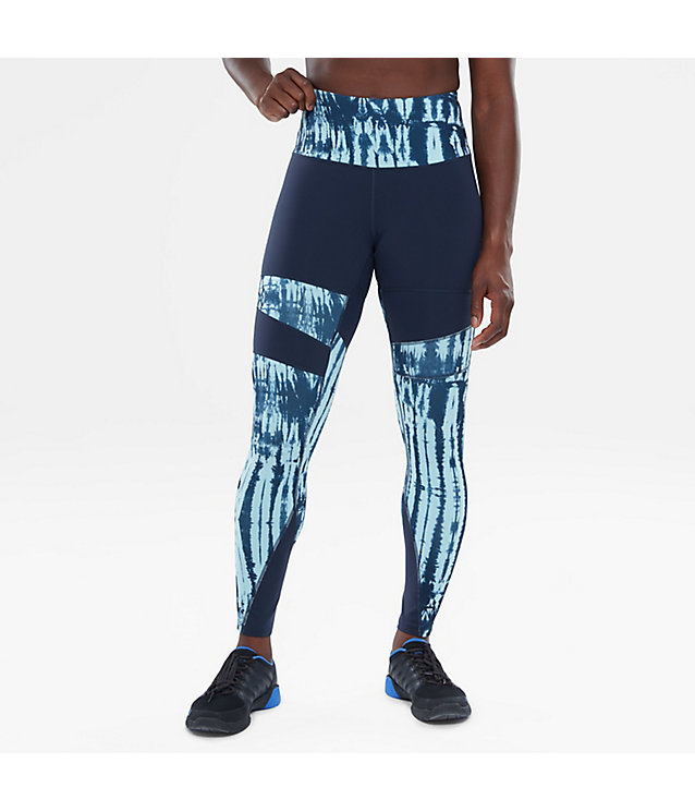 High Rise Motivation Printed Tights | The North Face