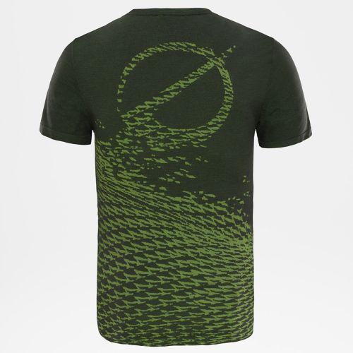 T-shirt sans coutures Flight Logo-