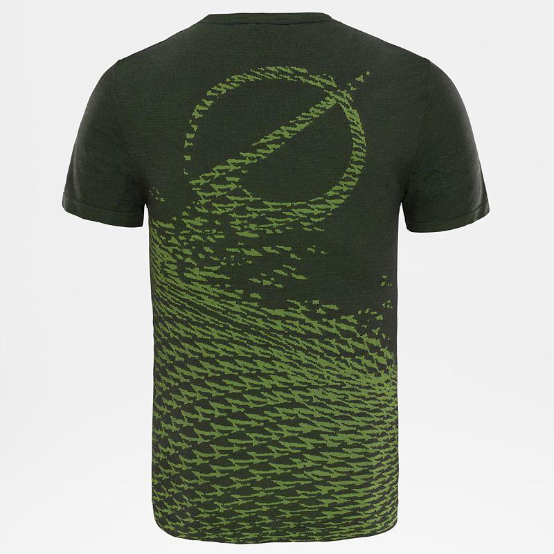 Flight Logo Seamless Shirt-