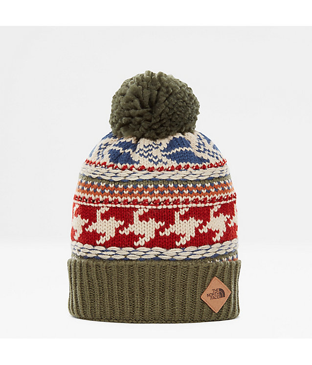 Fair Isle-beanie | The North Face