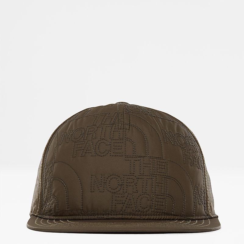 Quilted Cap-