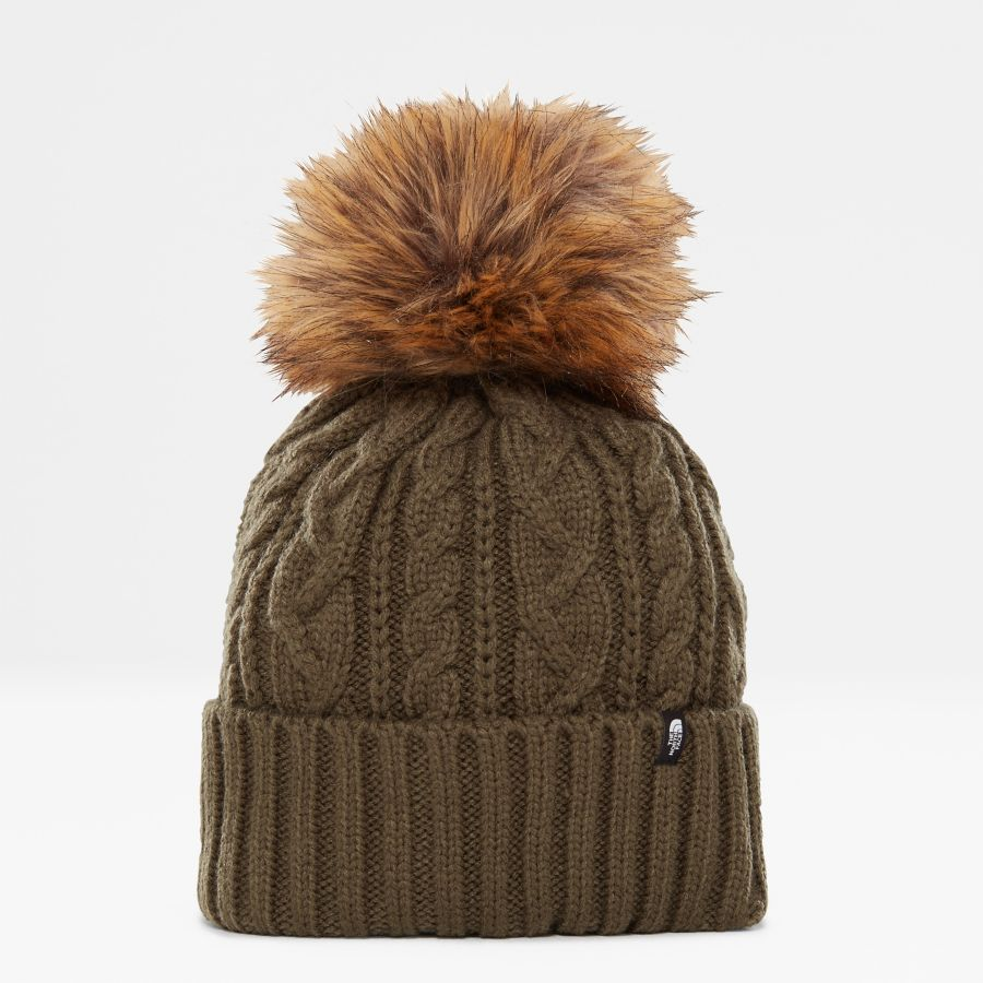 86a4bd16828 Women s Oh-Mega Fur Pom Beanie